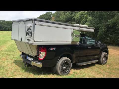 Wohnkabine  Camp Crown Overlander 220  - Modell 2018