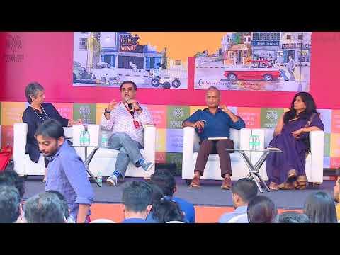 Crime Pays! | Manu Joseph, Ravi Subramanian, Shinie Antony, Vish Dhamija with Preeti Gill