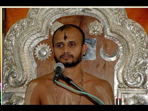 Sri madbagavatha pravachana by Sri Sri 1008 Sri Sathyatma teertha Live