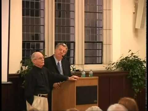 Derrane Tribute, Part 05: Q&A, Joe Derrane with Earle Hitchner @ Boston College