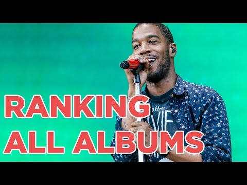 RANKING ALL OF KID CUDI'S ALBUMS