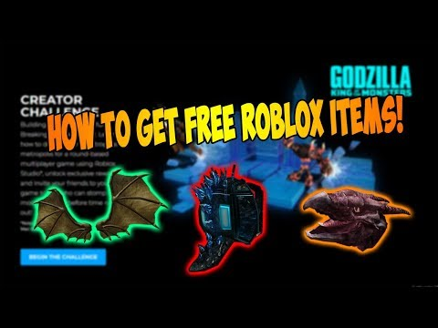 HOW TO GET FREE ROBLOX ITEMS WITH THE CREATOR EVENT!