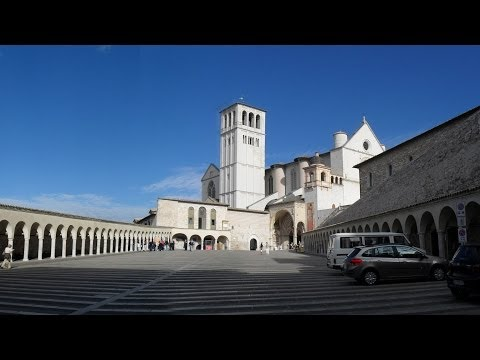 Italy Travel - Incredible Assisi