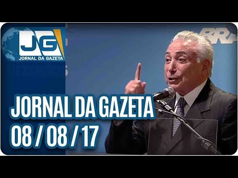 Jornal da Gazeta - 08/08/2017