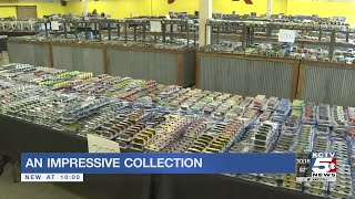 Fans anticipating sale of massive local Hot Wheels collection
