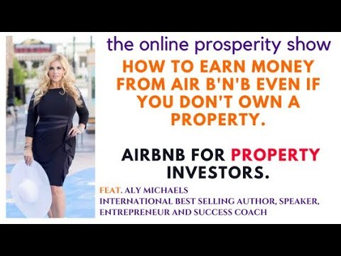 How to earn money from Air B'n'B even if you dont own a property