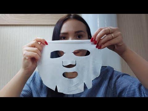 Корейские тканевые маски как же их  правильно использовать