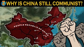 Why didn't Communism Collapse in China as in other countries?
