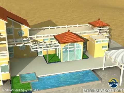 "Alternative Solutions "" MHS Buliding System+ renewable Energies +Bio Natural sysyem """
