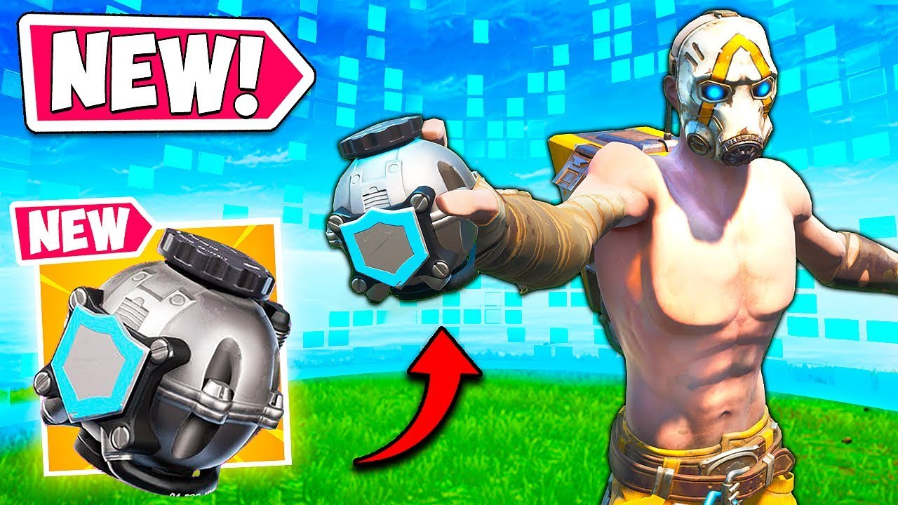 *NEW* SHIELD BUBBLE IS OP AND BORDERLANDS CROSSOVER!! – Fortnite Funny Fails and WTF Moments! #662