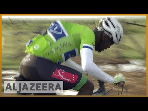 🇰🇪 The first African to qualify for Trans Siberian Cycle race | Al Jazeera English