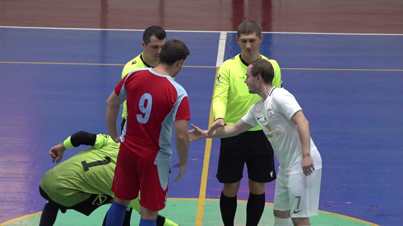 Матч повністю | Юрінновація 2 : 3 Глобус Банк | Parimatch Preseason cup 2021