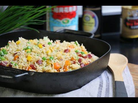 Riz Cantonais : La Vrai Recette De Cuisine Chinoise !