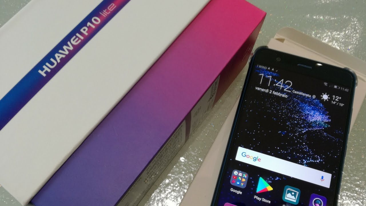 Schemi Elettrici Huawei : Huawei p 10 lite prima accensione youtube