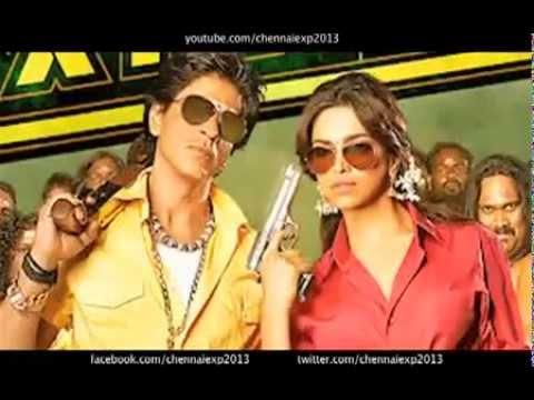 Chennai Express  Title Track Teaser -  mp4