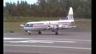 Reeve Aleutian L-188 Electra