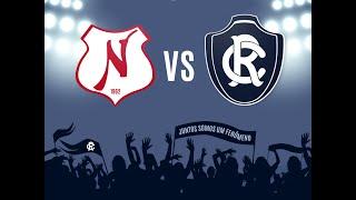 Serie D 2015 - Nautico RR 3 X 2 Remo - Jogo Completo