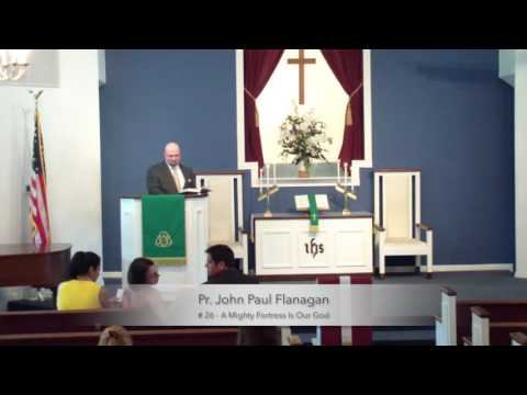 The Ordination Of Pr  John Paul Flanagan By Dr  John Rowe