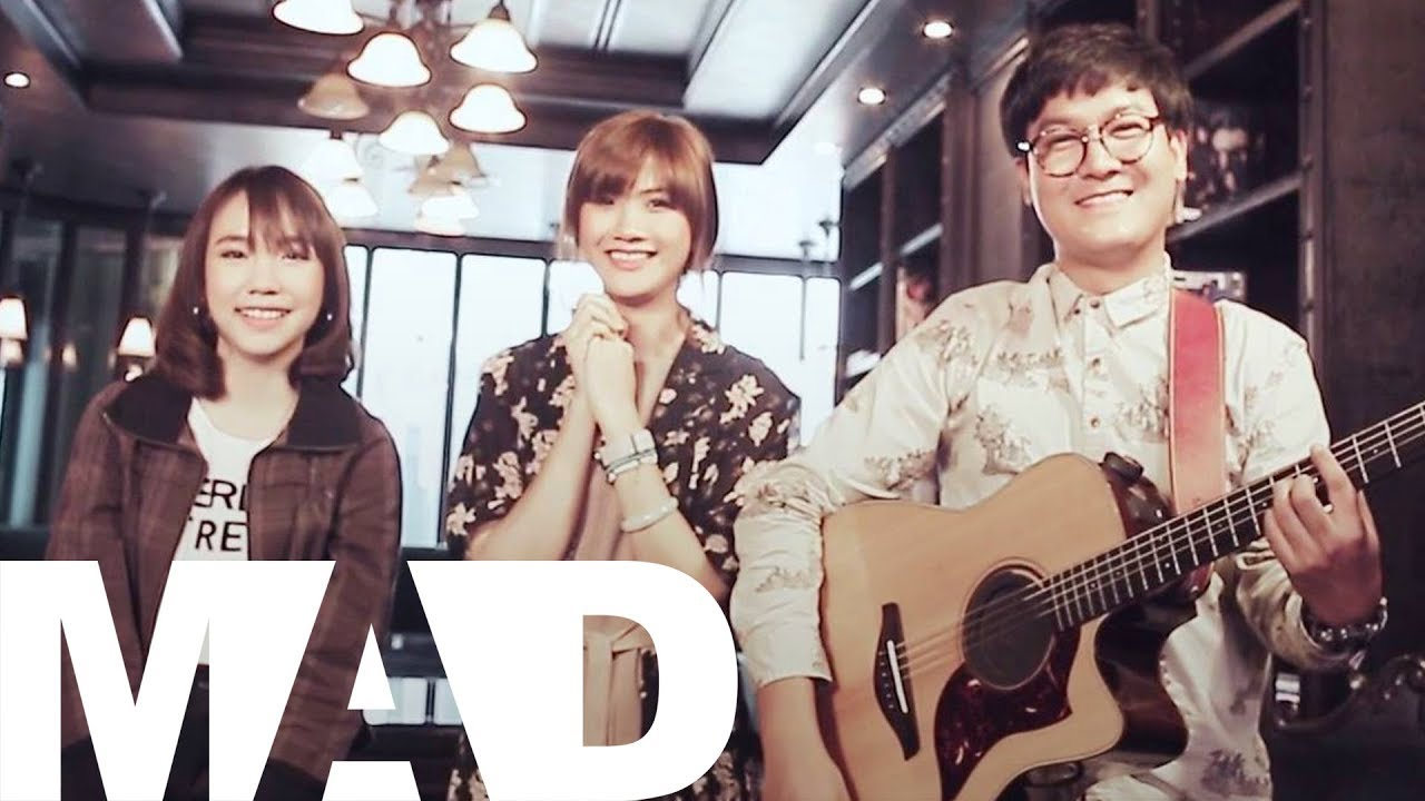 [MAD] รู้ยัง - ต้น ธนษิต (Cover)   Boss Paleerat Feat. The 38 Years Ago