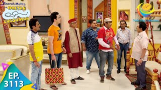 Taarak Mehta Ka Ooltah Chashmah - Ep 3113 - Full Episode - 2nd March, 2021