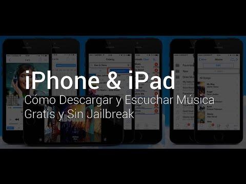 escuchar musica gratis iphone 5