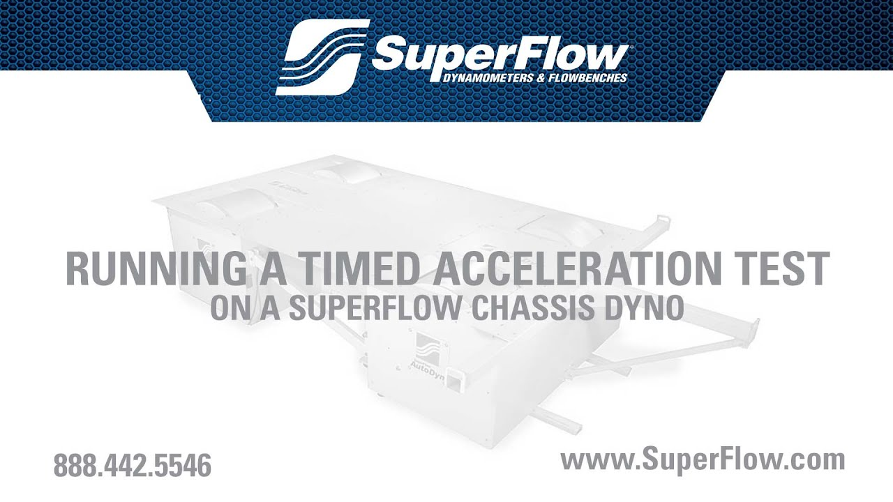 SF-849 Chassis Dyno | SuperFlow