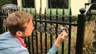 Hammerite Direct Rust New Fence