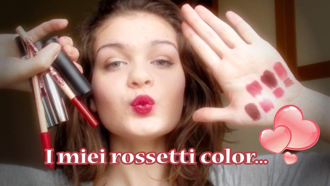 Conosciuto Rossetto Color Prugna SP33 » Regardsdefemmes LL76