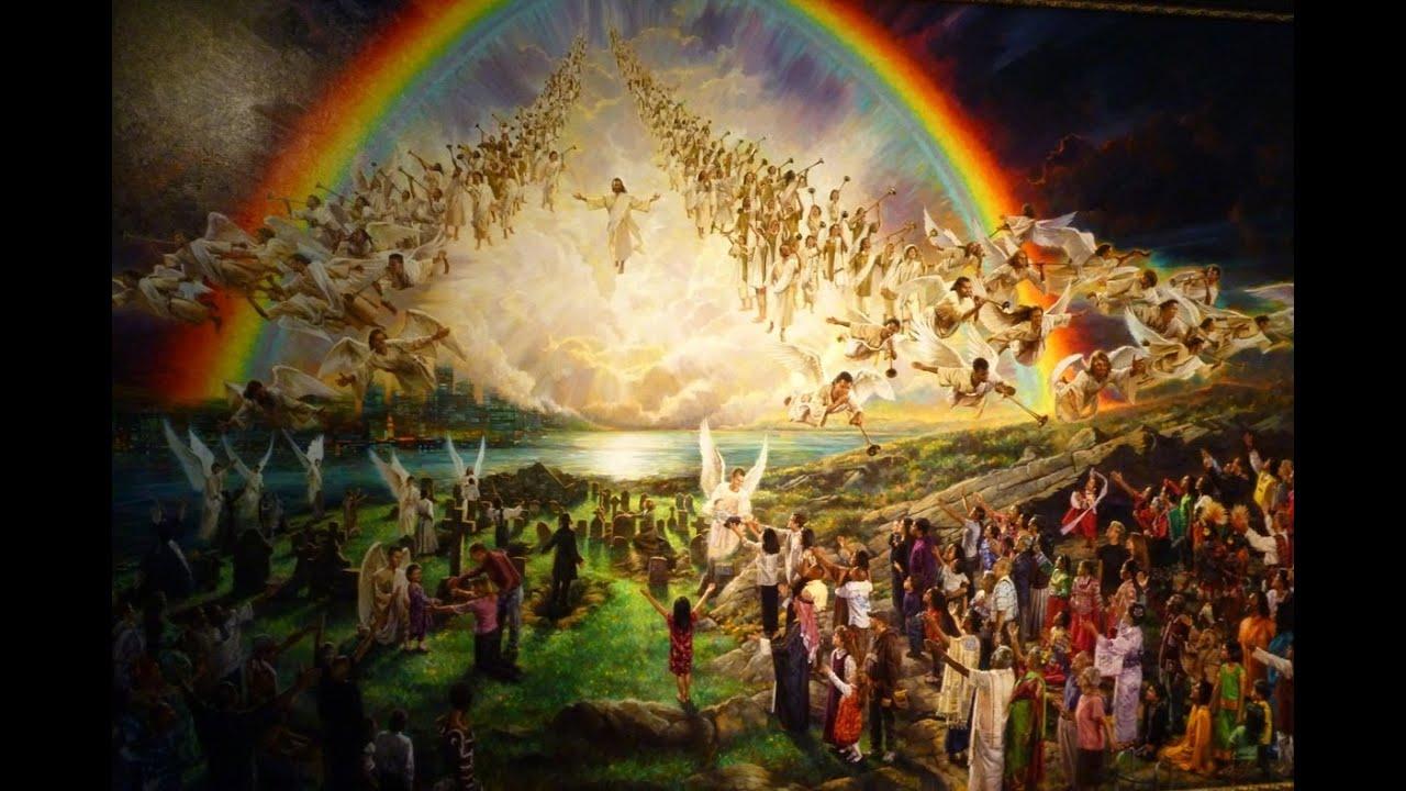 Второе пришествие Иисуса Христа - ч.4 - YouTube