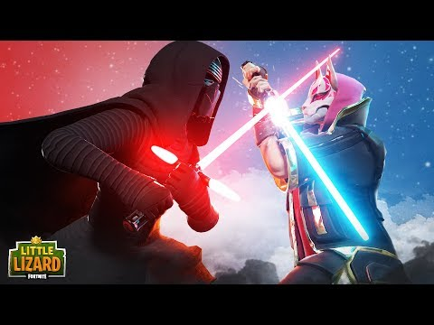 FORTNITE X STAR WARS - THE MOVIE!!!