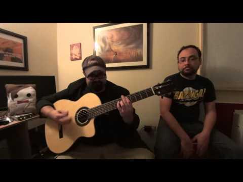 Fade To Black - Metallica - Fernan Unplugged