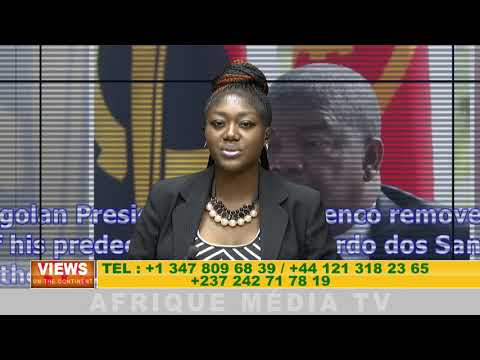 Angola charges son of ex-president DOS SANTOS with fraud. VIEWS ON THE CONTINENT DU 27 03 2018