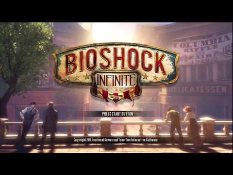BioShock Infinite Theme -  Main Menu