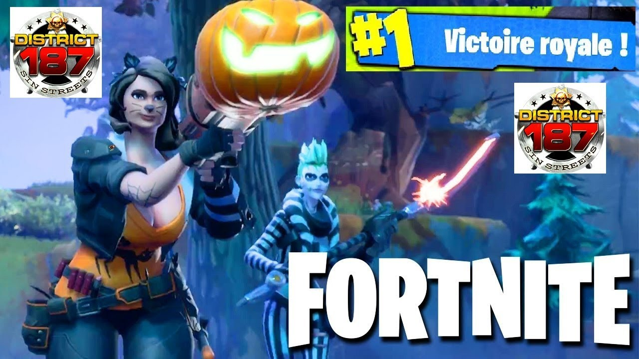 Gameplay Fortnite Battle Royale Top  Ou Rien Section  Joueurs Ps Lmgl