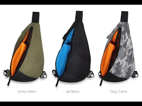 The BEST Everyday Bag Ever Made - The KP Sling Bag Review ...