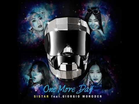 SISTAR (씨스타), Giorgio Moroder - One More Day [MP3 Audio]