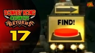 Donkey Kong Country Returns | #17 - The Monkey Man