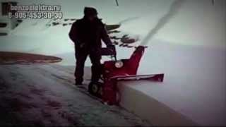 видео Снегоуборщики