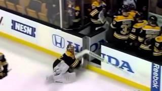 Hockey Goalies Going Crazy