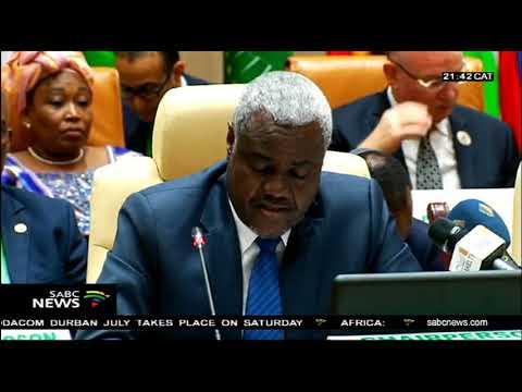 AU Summit gets underway in Mauritania