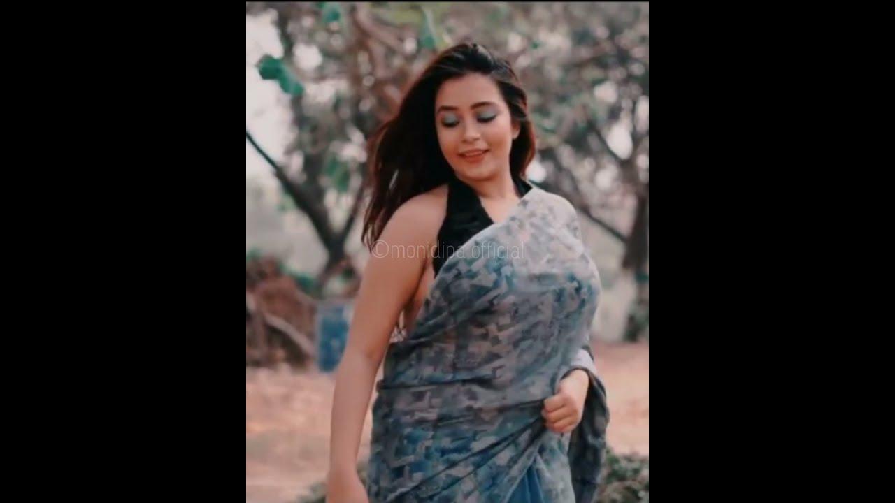 Download Hot Saree Model Rimpi x Bollywood Songs Mashup III
