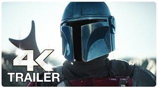 THE MANDALORIAN Trailer (4K ULTRA HD) NEW 2019   Star Wars