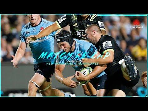 Match re-cap: Round 1 | NSW Waratahs v Hurricanes