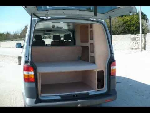 Bien connu VW t5 de Vincent - YouTube WC14