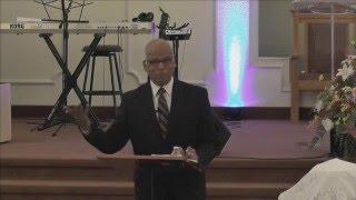 Bible Class - Pr. Antony Rocky - IPC Lakeland