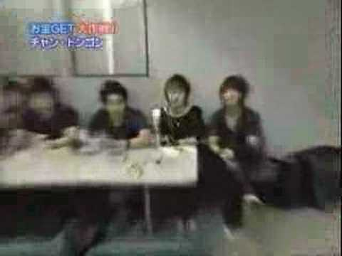 Super Junior in Yomiuri TV