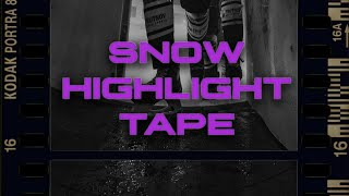 Mike Snow Hockey Highlight Tape (Curry College)