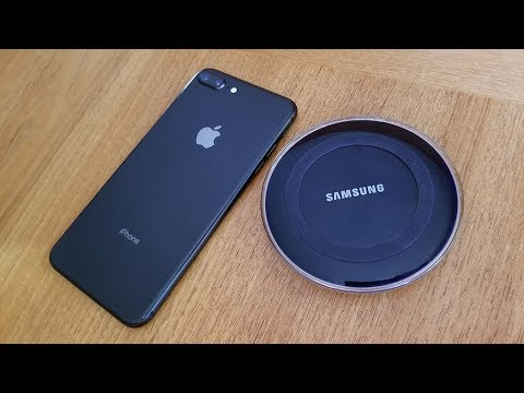 samsung wireless charger for iphone 8 iphone 8 plus. Black Bedroom Furniture Sets. Home Design Ideas