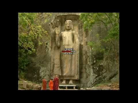 Documentary on Buddha Statues of Sri Lanka part 02