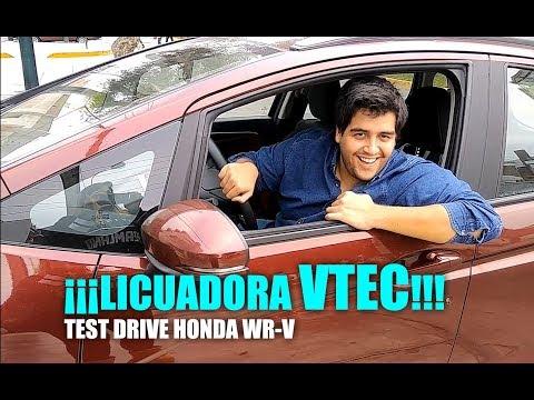 Honda WR-V   ¡¡¡LICUADORA VTEC!!!